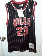 Mitchell And Ness Bulls Jordan Jersey