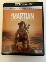 The Martian (4K Ultra HD Blu-ray, 2016, Extended Edition 4K Ultra HD...