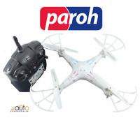 GALAXY DRONE DEFENDER QUAD COPTER GYRO DRONE RC REMOTE CONTROL AEROCRAFT TOY