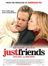 Just Friends movie High Quality Metal Fridge Magnet 3x4 8976