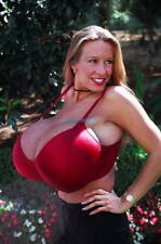 "CHELSEA CHARMS  8x12"" Original PHOTO-A28   BUSTY LEGEND"