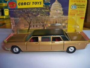 Corgi Toys N°262 Lincoln Continental