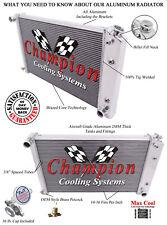 "3 Row Ace Radiator 26"" Core for 1965 - 1966, 1980 - 1981 Pontiac Catalina"