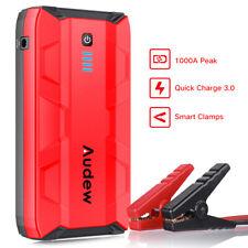 Audew 12800mah 12v Car Jump Starter Portable Power Bank Battery Booster