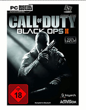 Call of duty black ops ii 2 Steam key PC Game código descarga [envío rápido]