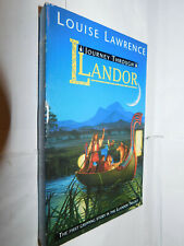 Journey Through Llandor by Louise Lawrence PB 1995 fantasy mystery adventure