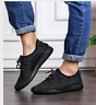 SPORTS MENS SHOES TRAINERS FITNESS GYM SPORTS RUNNING SHOCK SHOES