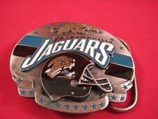 Vintage Jacksonville Jaguars Belt Buckle 1995 Sishiyou Buckle Com Ashland Oregom