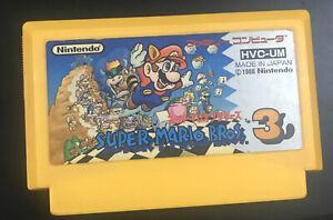 Super Mario Bros 3 -  Famicom Game