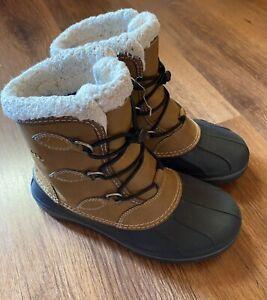 Childrens Crocs Boots J2