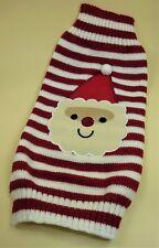 🎅 Hunde Welpen Hundepullover Strick Pulli Hundeshirt Weihnachten 🎅 Gr. M NEU