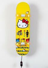 Girl Skateboards Mike mo Capaldi Hello Kitty 45th Whiskertin Skateboard Light