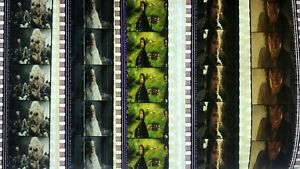 Lord of the Rings - Fellowship of the Ring (71) - 5 strips of 5 35mm Film Cells
