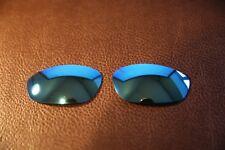 PolarLenz Polarizadas Azul Hielo Lente de Repuesto para-Oakley Whisker Gafas de sol
