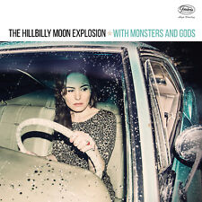Hillbilly Moon Explosion 'With Monsters And Gods' 180g LP UK version new sealed
