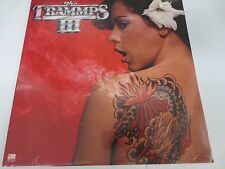 """THE TRAMMPS III 12"""" SEALED LP RECORD"""