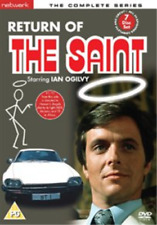 Ian Ogilvy, Norman Eshley-Return of the Saint: The Complete Series DVD NUOVO