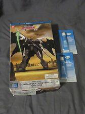 Gundam Wing EW 1/100 HG EW Custom XXXG-01D2 Deathscythe H Model Kit Mobile Suit