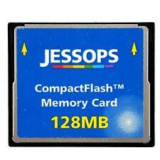 CompactFlash 128MB CF Camera Computer Memory Card Jessops