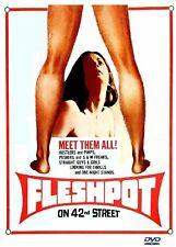 FLESHPOT ON 42ND STREET 1973 Laura Cannon, Neil Flanagan ALL REG DVD