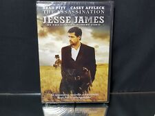 The Assassination of Jesse James DVD Video NEW/Sealed