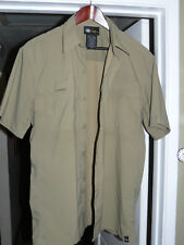 Dickies Men's Performance Short-Sleeve Cooling Shirt green M SS302IP free ship