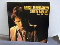 "Bruce Springsteen,Columbia,""Sherry Darling"",UK,7"" Picture Sleeve only, rare,Mint"