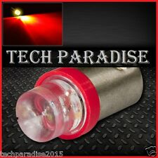 50x Ampoule BA9S / T4W / T2.3W LED Bulb Rouge Red veilleuse lampe light 12V