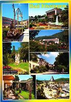 Bad Kissingen , Ansichtskarte , gelaufen