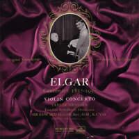 Sir Edward Elgar / Yehudi Menuhin / The London Symphony Orchestra - Violin Conce