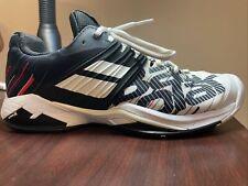 Babolat Men's Propulse Fury All Court Tennis Shoe Wht/Black