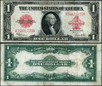 FR. 40 $1 1923 Legal Tender VF