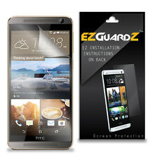 2X EZguardz LCD Screen Protector Skin Cover HD 2X For HTC One E9+ (Ultra Clear)