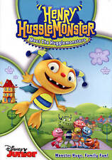 Henry Hugglemonster: Meet the Hugglemonsters (DVD, 2014)
