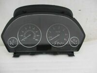 Speedometer Instrument Cluster Kmh/Mph BMW 3 (F30) 320D 9232893
