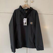 Carhartt WIP Nimbus Jacket Pullover - XL NEW - Blacksmith Grey