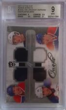 (HCW) 2011-12 The Cup Quads NUGENT-HOPKINS HALL EBERLE PAAJARVI 5/10 BGS 9