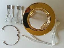 11 x Brass MR16 Ceiling Downlighter Light Low Voltage LOWEST PRICE on ebay   #1J