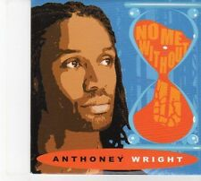 (DW675) Anthoney Wright, No Me Without You - 2009 DJ CD