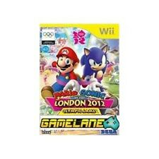 Game : Mario & Sonic at the London 2012 Olympic Games Wii Game