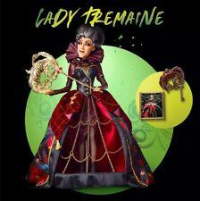 *Confirmed Order(s)* Disney Designer Midnight Masquerade Lady Tremaine Doll