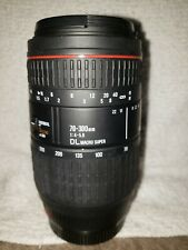 Sigma 70-300mm 1:4-5.6 DL Macro Super for Minolta