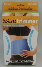 Waist Trimmer Exercise Belt Wrap Stomach Slimming Body Shaper Fat Weight Loss