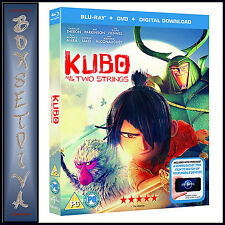 Kubo and The Two Strings 5053083098414 Region B
