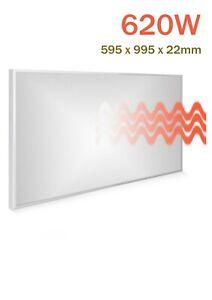 KIASA - 620W Far Infrared Electric Heating Panel - Wall or Ceiling Heater - IP65
