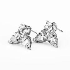 Daniel Steiger Princetta Droplet 925 Sterling Silver Earrings