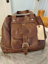 Authentic Brand New With Tag Tod's leather satchel, Handbag
