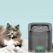 Petkit Eversweet Solo Black Cat Dog Water Fountain Pet Drinking Dispenser Bowl