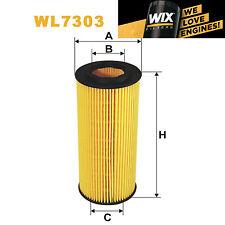 1x Wix Oil Filter WL7303 - Eqv to Fram CH9528
