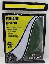 F53 Woodland Scenics Foliage Dark Green. Best